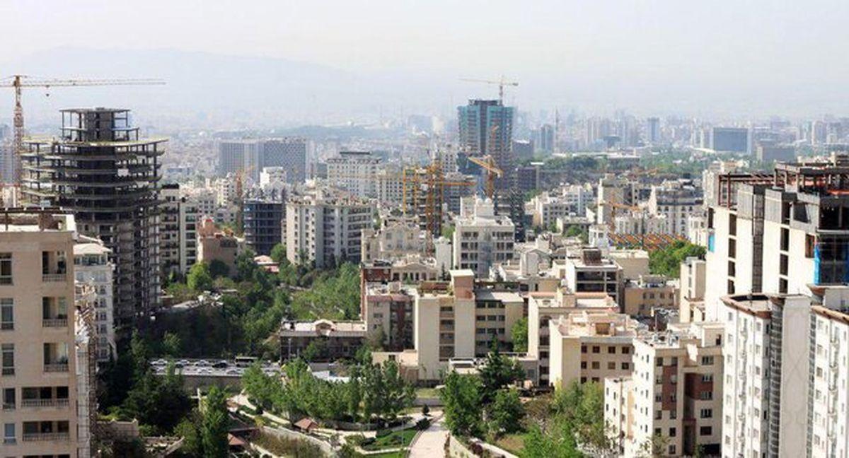 در ۸۰ محله تهران کمتر از ۱۰ معامله به قرارداد رسید