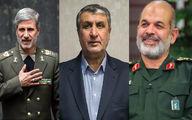 سه وزیر رییسی قطعی شد