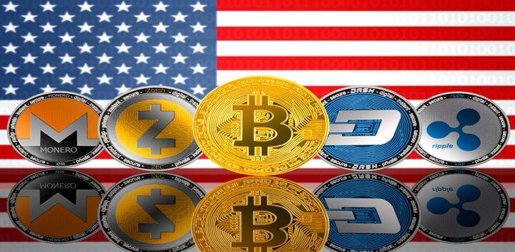آمریکا قصد ممنوعیت رمز ارزها ندارد