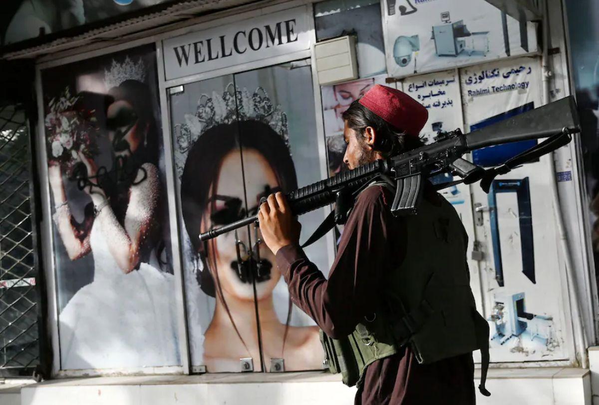 افغانستان کشوری نیست که طالبان آخرین بار بر آن حکومت کردند