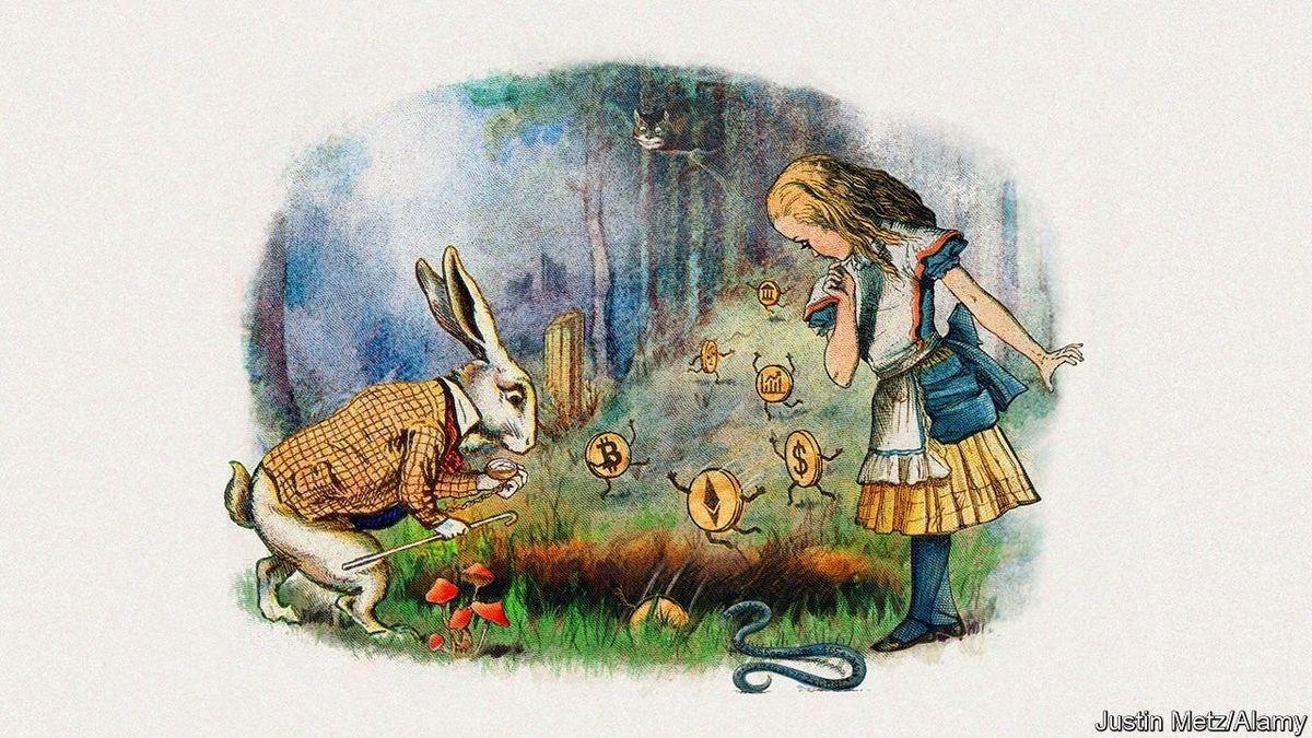 توی سوراخ خرگوش؛ وعده فریبنده منابع مالی غیرمتمرکز