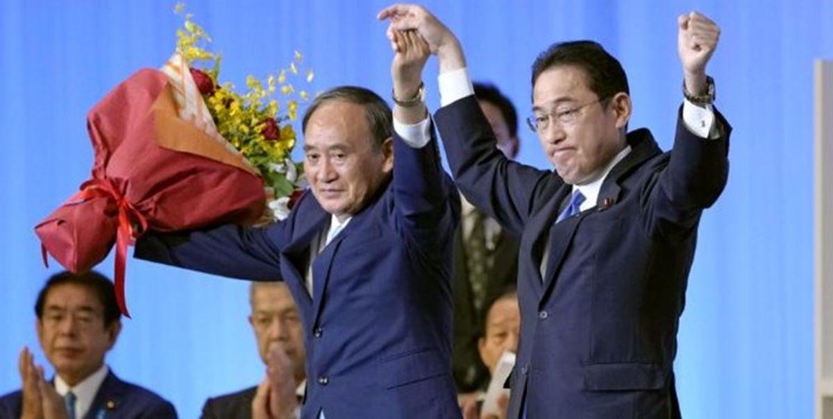 کابینه ژاپن به صورت دسته جمعی استعفا کرد