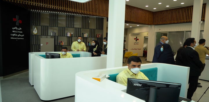 بانکداری دیجیتال در «ملیپلاس»
