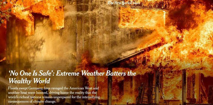اوضاع آب و هوا تا چه حد خراب است؟