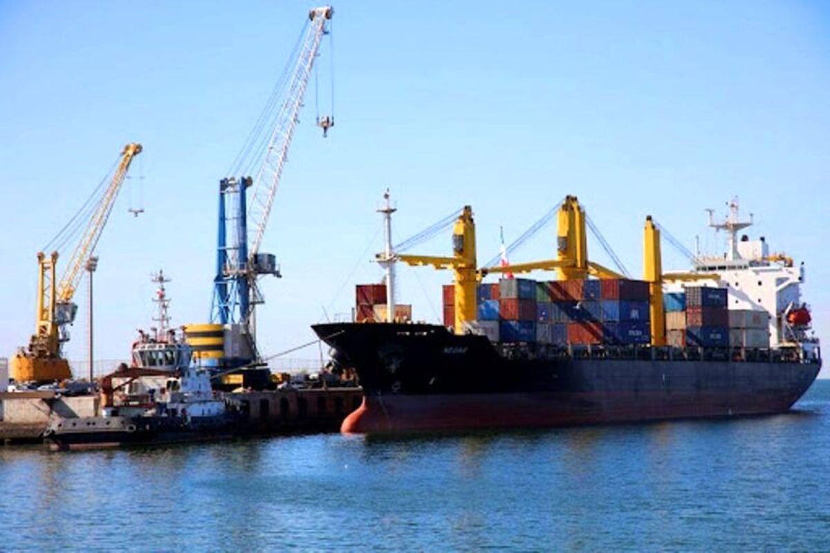 واردات کالای اساسی در بندر چابهار شتاب یافت