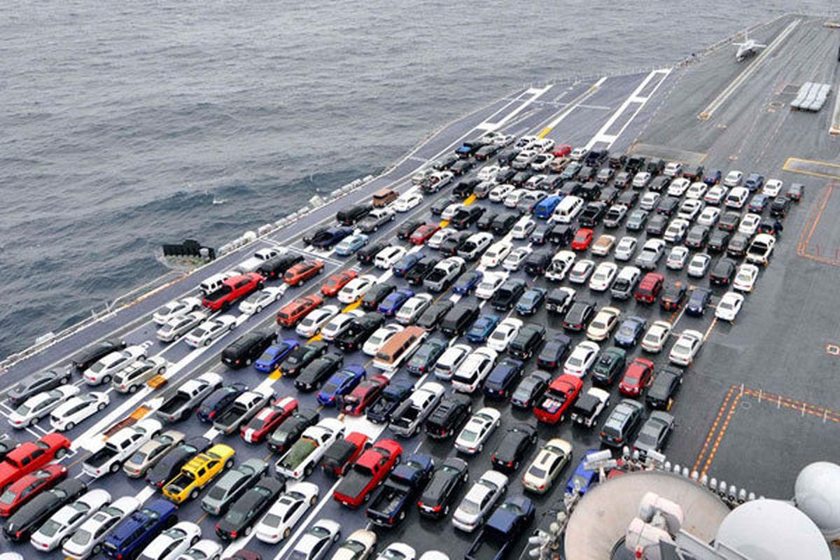 ممنوعیت واردات خودروهای بالای ۴۰ هزار دلار