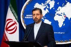خطییب زاده: تغییر دولت تغییری در مواضع ایران برای برجام و رفع تحریم ها ایجاد نمی کند