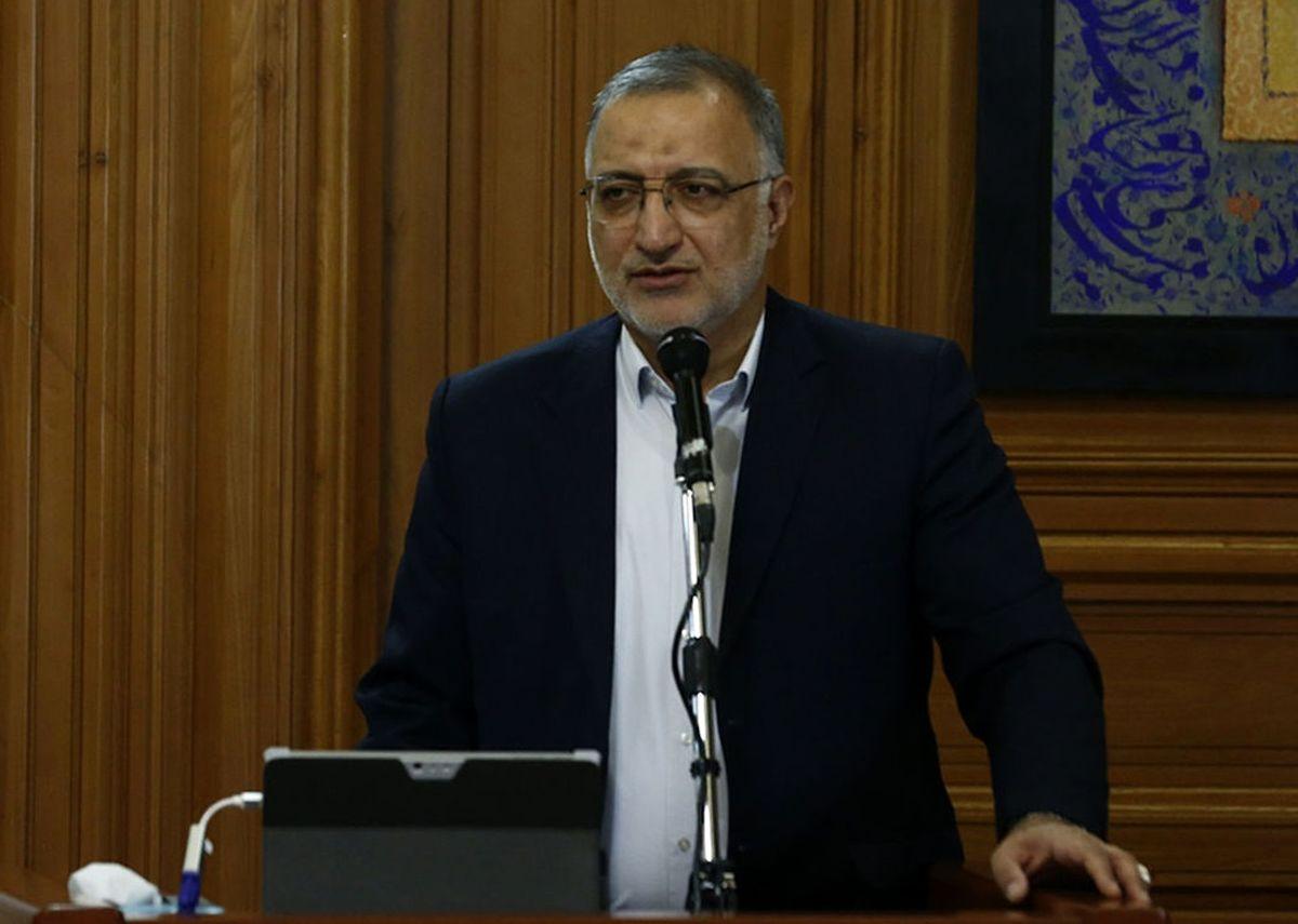 شهردار تهران: اگر بناست مترو بسازیم باید بلیت آن ۲۰ هزار تومان باشد