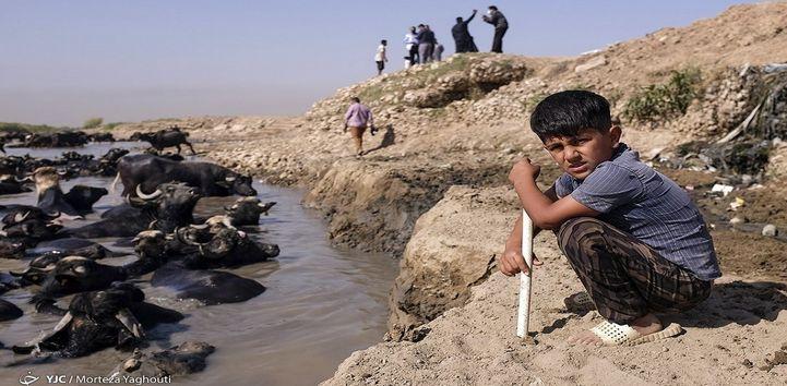 بیآبی در خوزستان نتیجه غارت منابع است