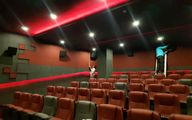 سینماها به احترام کادر درمان تعطیل شدند