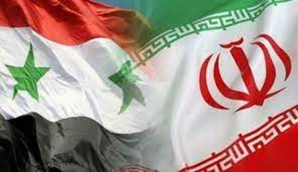 ایران و سوریه درباره اجرای توافقنامههای اقتصادی گفتوگو کردند