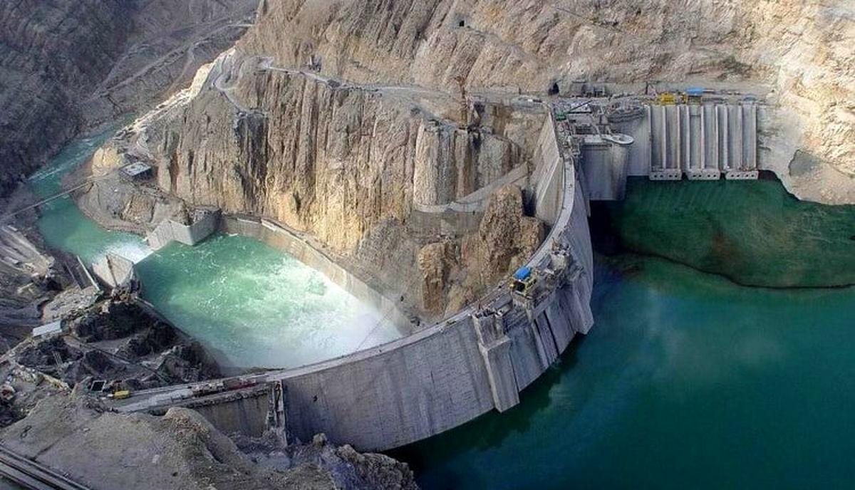 ورود آب به سد کرج ۵۰ درصد کاهش یافت