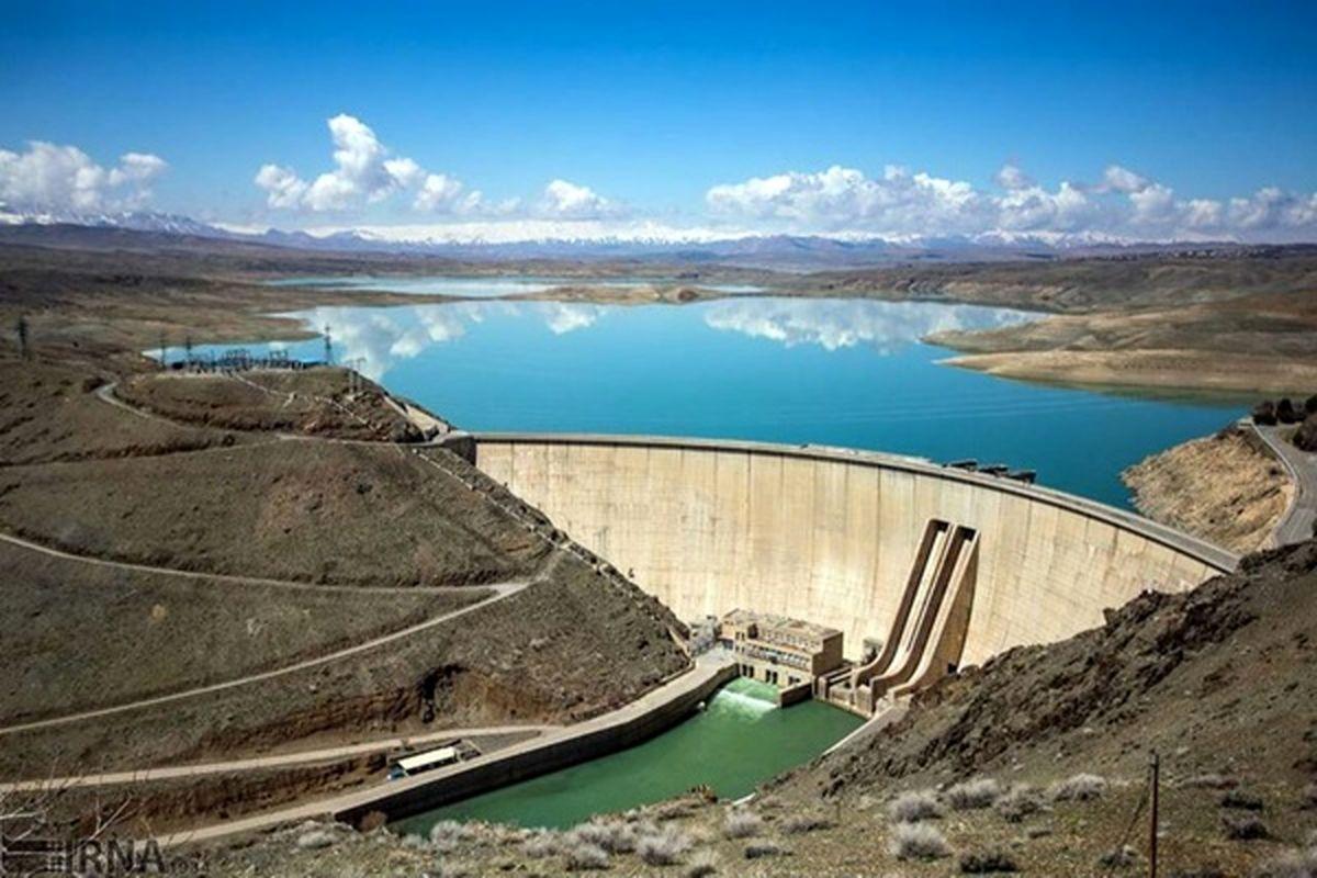 ذخیره سد زایندهرود به 271 میلیون مترمکعب رسید