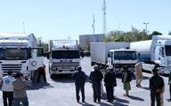 ارسال دومین محموله کمکهای بشردوستانه هلال احمر ایران به افغانستان