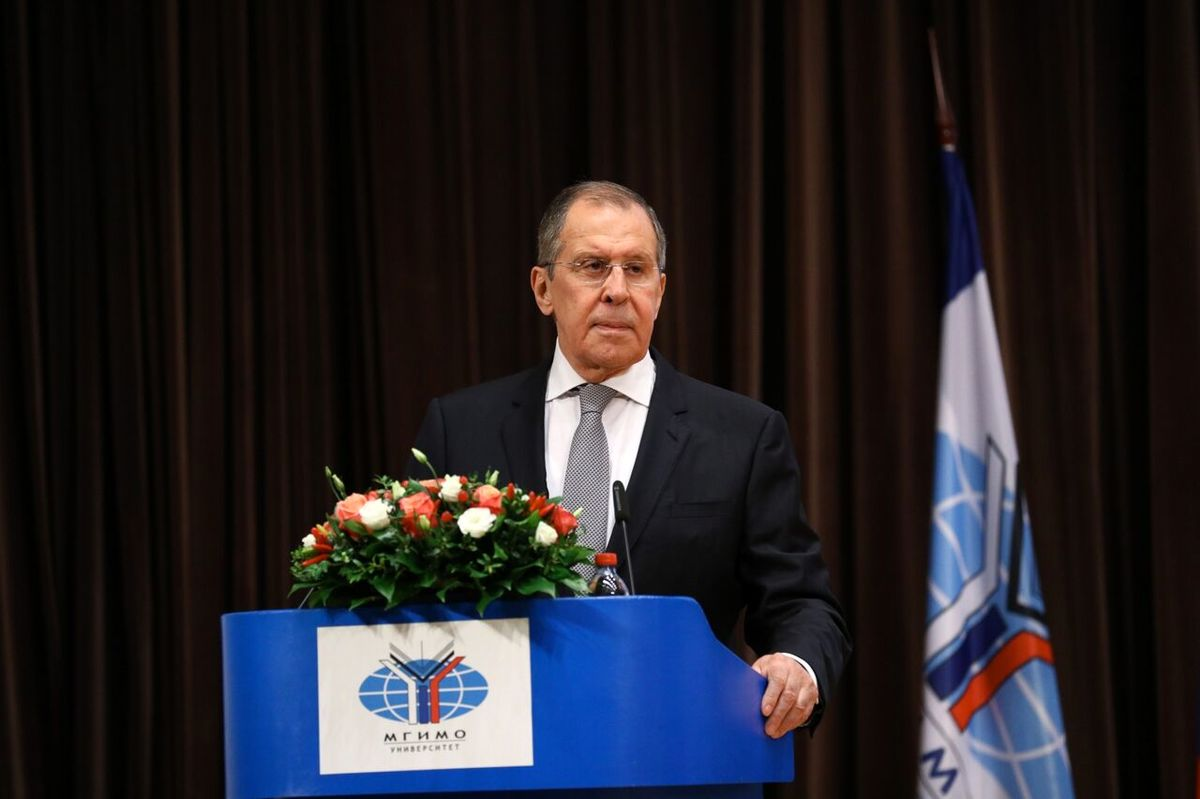 روسیه: پیمانهای تحت رهبری آمریکا، تعامل را از بین می برد