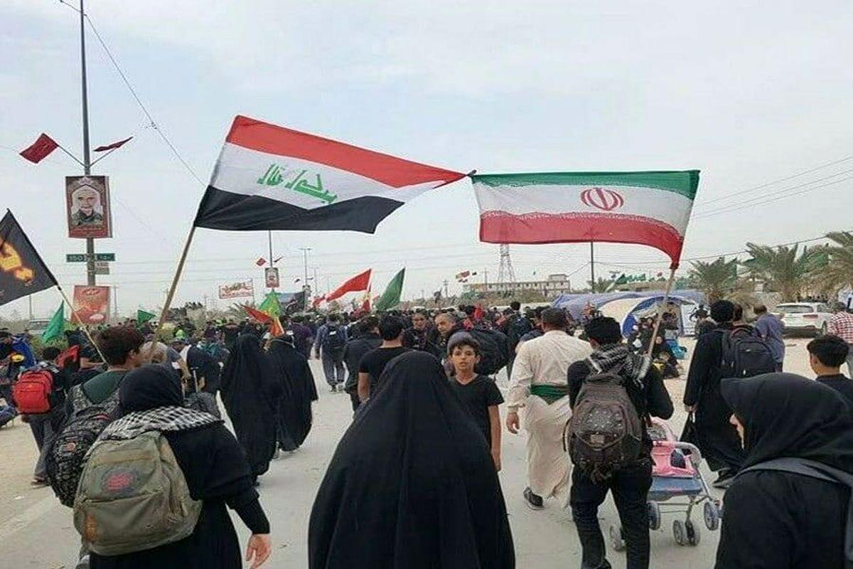 موافقت الکاظمی با ورود گروه دیگری از زائران ایرانی به عراق