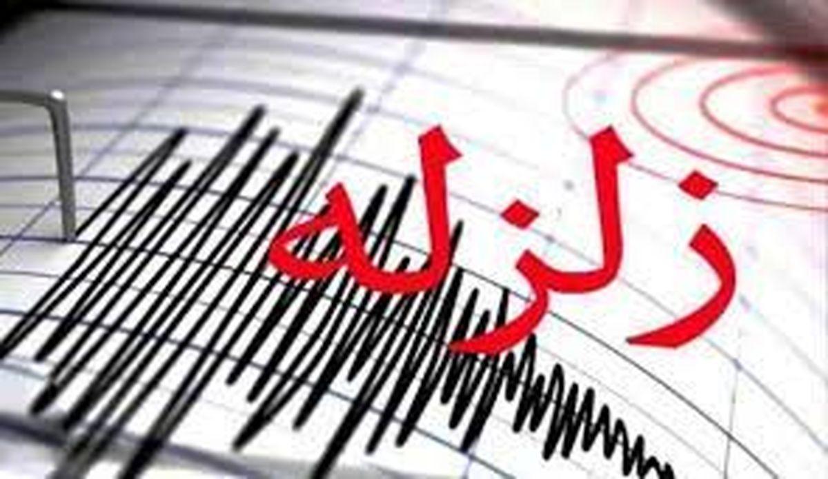 زلزله ۵ ریشتری کوهرنگ چهارمحال و بختیاری را لرزاند