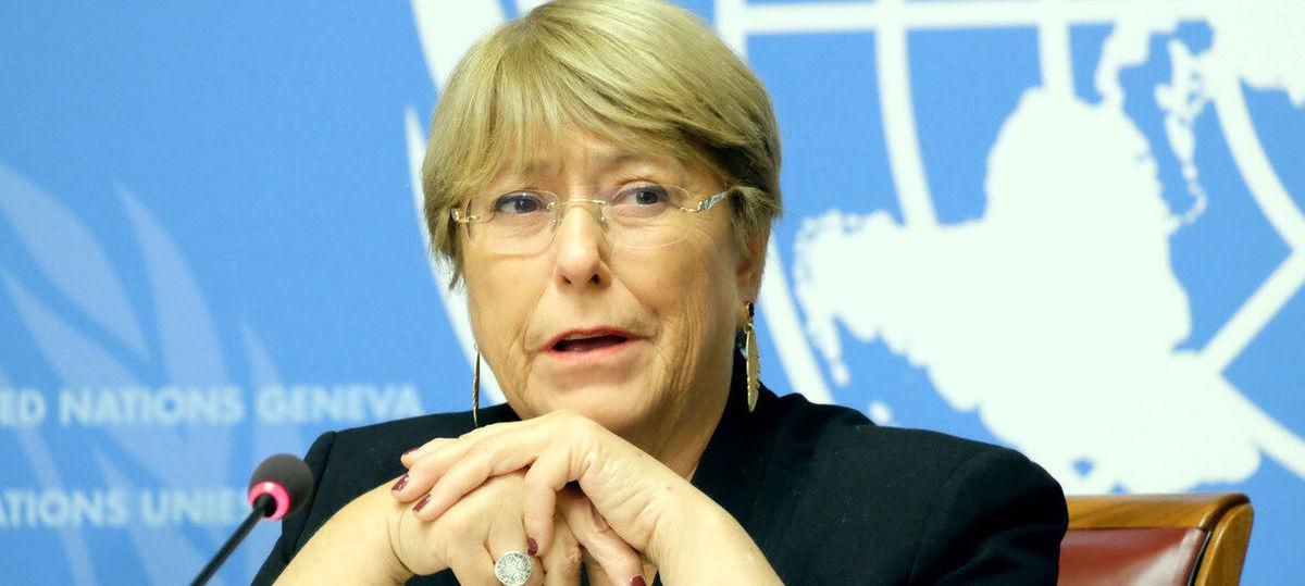 کمیسر عالی حقوق بشر سازمان ملل از جنایات اسرائیل علیه فلسطینیان انتقاد  کرد