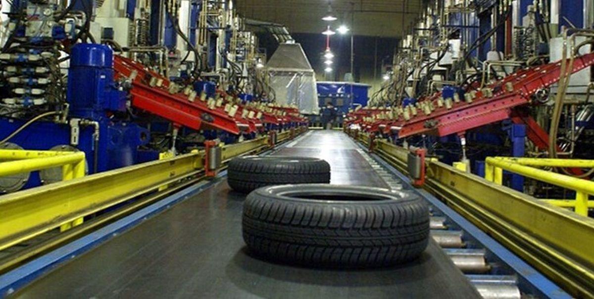 قیمت تایرهای تولیدی در کشور از امروز 15 درصد افزایش یافت